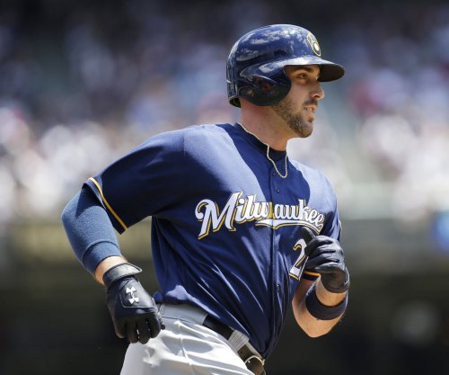 Brewers' Shaw should be OK to play vs. Pirates