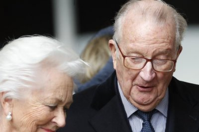 Belgium court: King Albert II must take DNA test, or pay $5K a day