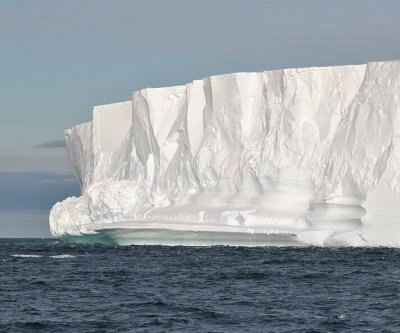 Antarctic ice walls protect glaciers from warm ocean water