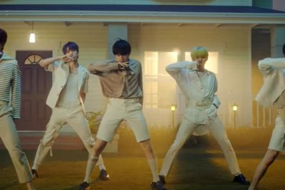 TXT releases music video for 'Can't You See Me'