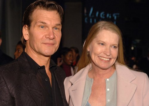 Patrick Swayze's widow, Lisa Niemi, marries longtime beau