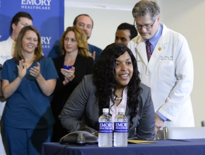 Hospital: Amber Vinson cured of Ebola, poses no danger to public