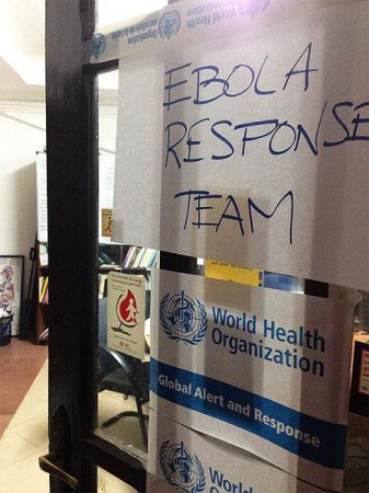 U.N. mission chief: resources to fight Ebola are lacking