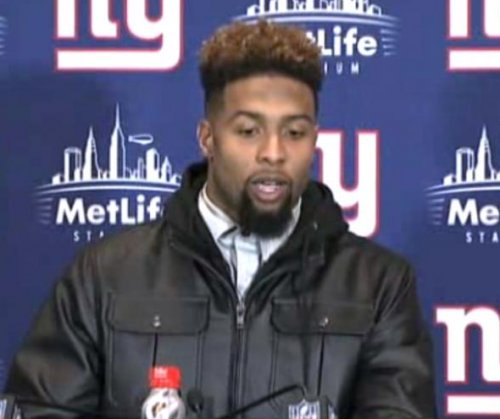 New York Giants top Washington Redskins behind Beckham
