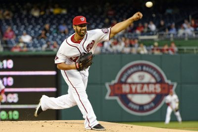 Escobar's blast in 10th lifts Washington Nationals over St. Louis Cardinals