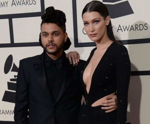 Bella Hadid, The Weeknd debut as couple at Grammys