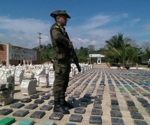 8.5-ton drug bust is largest in Colombia's history
