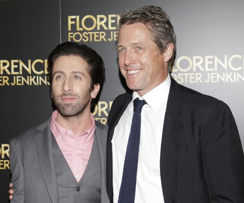 Hugh Grant says he didn't realize 'how gigantic' Helberg's 'Big Bang Theory' is