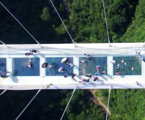 World's longest glass bottom bridge in China closed due to 'overwhelming demand'