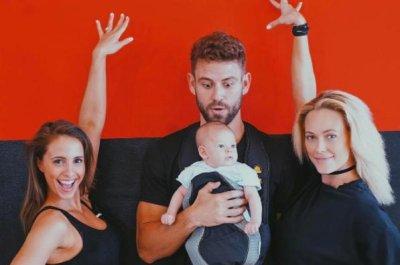 Peta Murgatroyd introduces son to Nick Viall, Vanessa Grimaldi