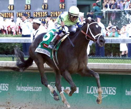 Always Dreaming will arrive early for Preakness