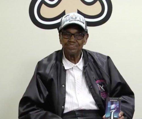 Saints' Jordan sends 108-year-old WWII veteran to Super Bowl