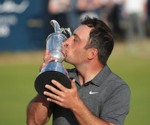 British Open: Molinari becomes Italy's first major champion