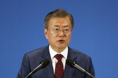 South Korea's Moon wants U.S. to resume talks with North Korea