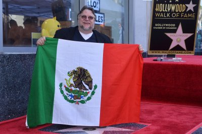 Guillermo Del Toro receives 2,669th star on the Hollywood Walk of Fame