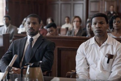 'Just Mercy': Michael B. Jordan defends Jamie Foxx in new trailer