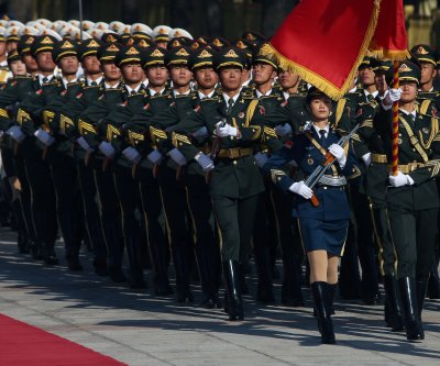 China's 2020 military budget growth slows to 6.6 percent