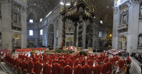 Roman Catholic cardinals to discuss Iraq, Syria crises at Oct. 20 gathering