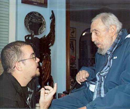 Cuban government releases new photos of Fidel Castro