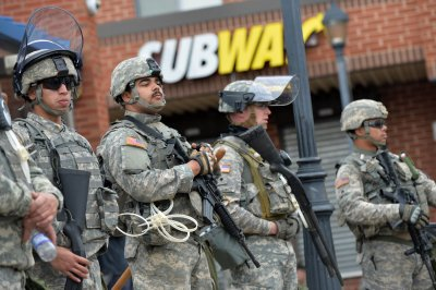 National Guard departing Baltimore as city tries to return to normal