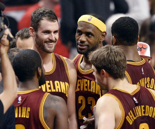 Kevin Love expects to be with Cleveland Cavaliers next season
