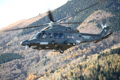 AgustaWestland partners for Czech military contract
