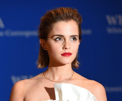 Emma Watson's Tina Turner ringtone interrupts interview