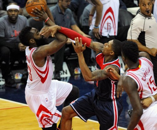 James Harden lifts Houston Rockets over Washington Wizards