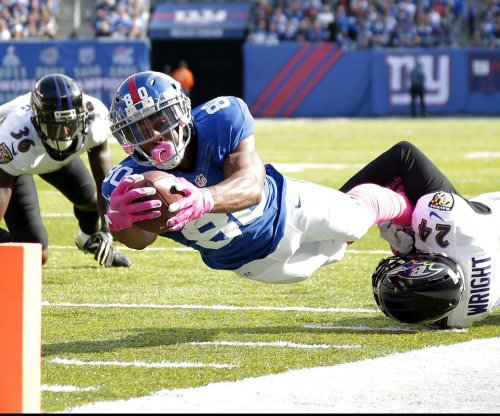New York Giants WR Victor Cruz set for emotional Philly return