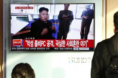 North Korea missile launch failed, U.S. Pacific Command says