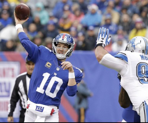 New York Giants: Eli Manning anxious to get on field