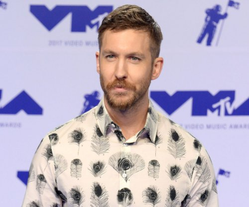 Calvin Harris says he grew beard 'to be taken seriously'