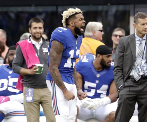 Odell Beckham shows dance moves at Sterling Shepard's wedding