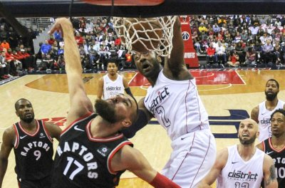 Pressure on Raptors vs. Wizards in Game 5