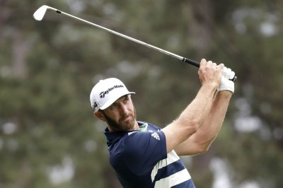 St. Jude Classic: Dustin Johnson holes out for walk-off eagle
