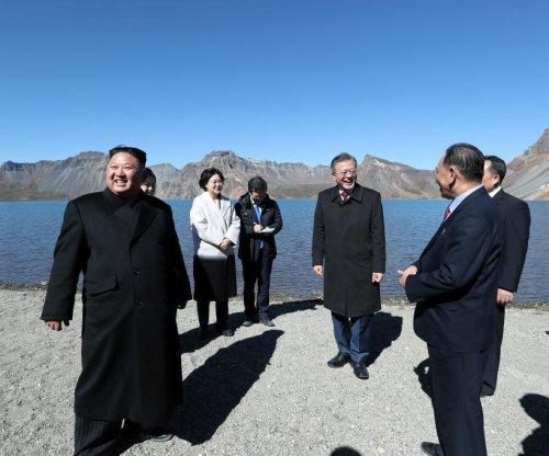 Korean leaders' Mount Paektu visit raises anti-Japan concerns