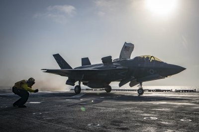 F-35B crashes in South Carolina; pilot ejects safely