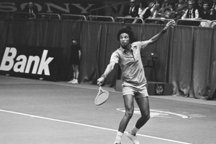 On This Day: Arthur Ashe 1st African American ranked No. 1 in U.S. tennis