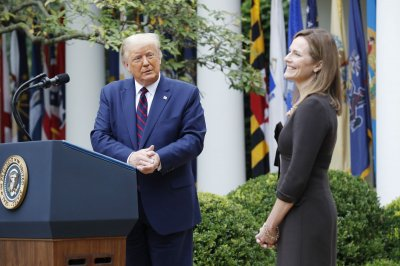Trump nominates conservative Amy Coney Barett to replace RBG