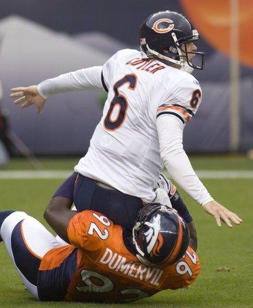 NFL: Chicago 27, Denver 17