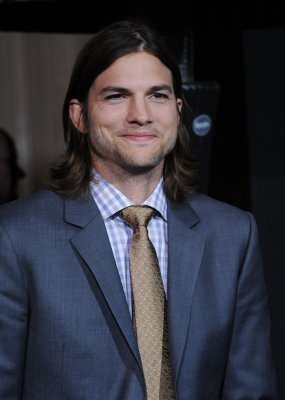 Kutcher plans real-life space mission