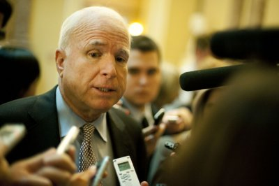 McCain to Obama: 'Let's sit down'