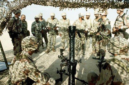 Saudis seek FMS support deal