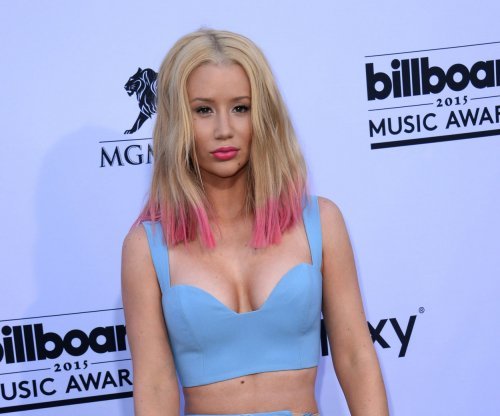 Iggy Azalea takes aim at Britney Spears on Twitter