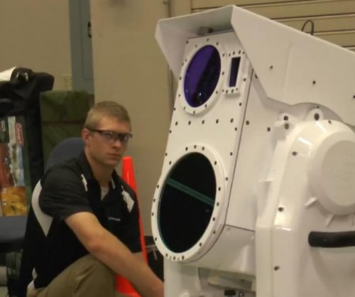 Boeing introduces portable laser weapon capable of destroying drones