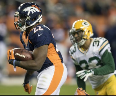 Ground game improving for Broncos