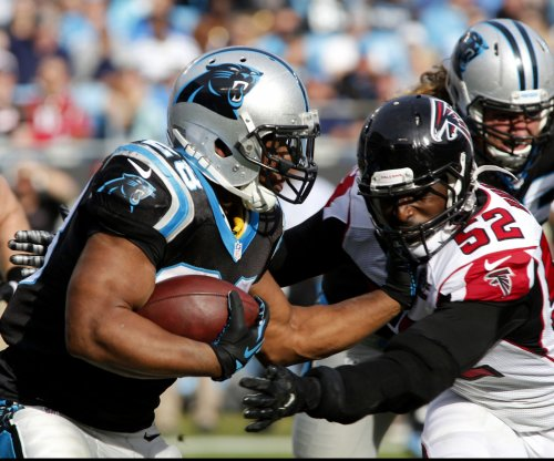 Carolina Panthers rule out RB Jonathan Stewart for Sunday