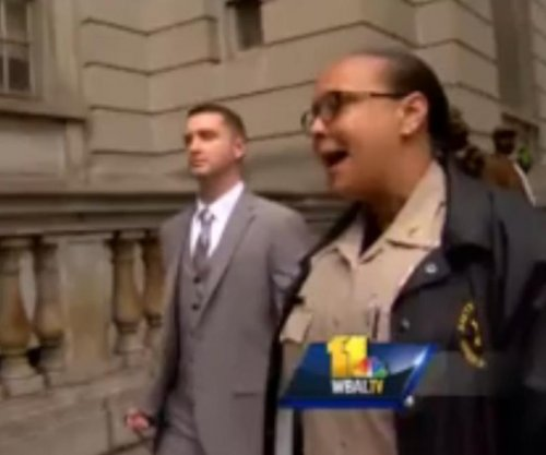 Fellow Baltimore officer testifies in Nero trial for death of Freddie Gray