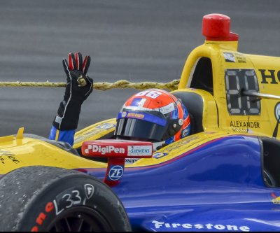 Rookie Alexander Rossi wins 100th Indy 500