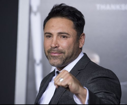 Oscar De La Hoya arrested for suspected DUI in California